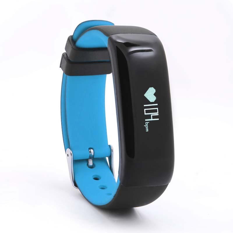 Wonfit Smart Bracelet Hband APP P1 OLED Screen